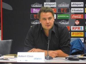 Auch bei der anschließenden Fragerunde gefordert, Robert Claus (Foto: Ralf Werle)