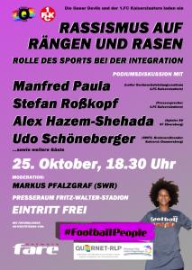 Das offizielle Veranstaltungsplakat (Bild: Queer Devils)