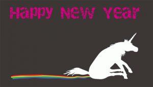 Guten Rutsch Euch allen! (Foto: Radically Queer)