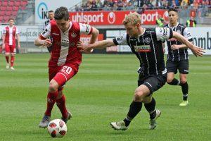 Spielte gestern weit unter seinen Möglichkeiten, Dominik Schad (Foto: www.der-betze-brennt.de)