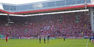 40.694 Zuschauer sorgten gestern für eine große und großartige Kulisse (Foto: www.der-betze-brennt.de)