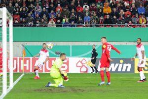 Trifft zum 1:1 Ausgleich, Christian Kühlwetter (Foto: www.der-betze-brennt.de)