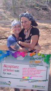 LGBTIQ-Sichtbarkeit immer und überall... (Bild: KAB)