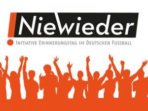 Offizielles Logo der Initiative !Nie wieder